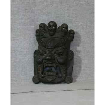 Masque style tibétain 6 -KTR0183