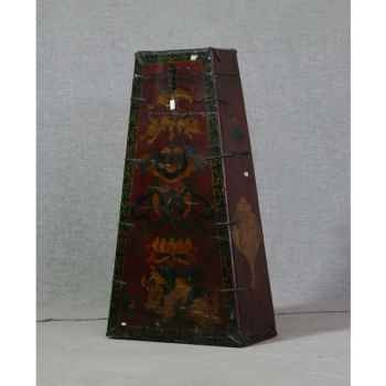Coffre style tibétain 18 -KTR0191