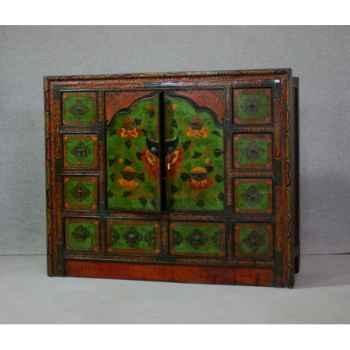 Armoirette style tibétain 14 -KTR0193