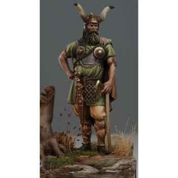 Figurine - Seigneur de la Guerre. Âge de Bronze, vers 800 av. J.-C. - SG-F124