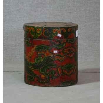 Coffre style tibétain 20 -KTR0195