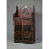 armoire style tibetain 16 ktr0229