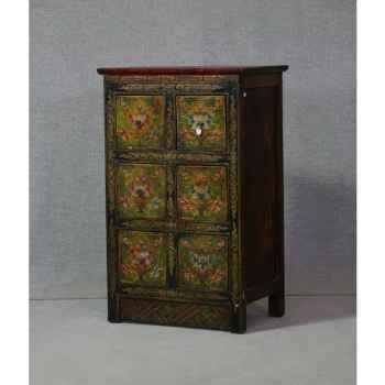 Armoirette style tibétain 20 -KTR0234
