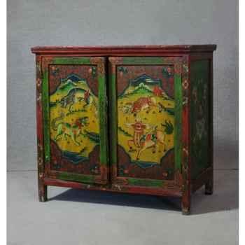 Armoirette style tibétain 29 -KTR0260
