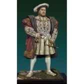 figurine henri viii en 1537 sg f102