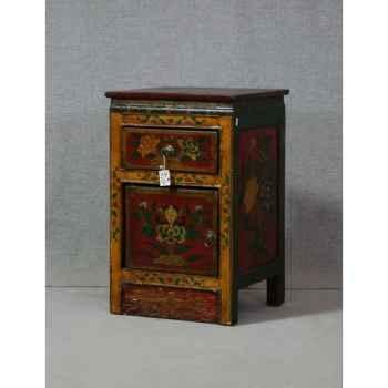 Armoirette style tibétain 33 -KTR0267