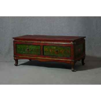 Banc style tibétain 2 -KTR0283