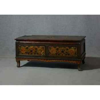 Banc style tibétain 3 -KTR0286