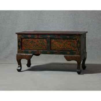 Table style tibétain 3 -KTR0305
