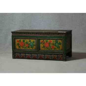 Banc style tibétain 5 -KTR0306
