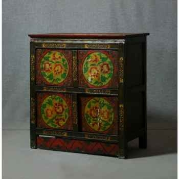 Armoirette style tibétain 39 -KTR0318