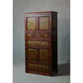 armoire style tibetain 18 ktr0319