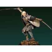 figurine le dernier daimyo en 1870 sg f107