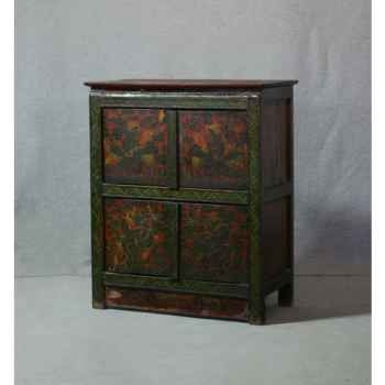 Armoirette style tibétain 40 -KTR0326