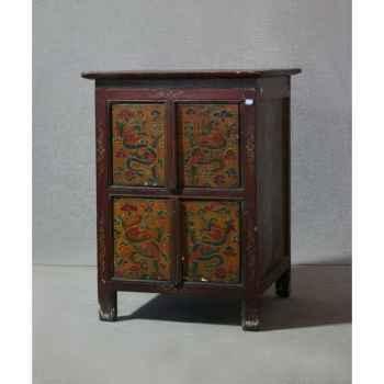 Armoirette style tibétain 42 -KTR0340