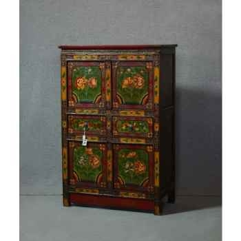 Armoirette style tibétain 44 -KTR0342