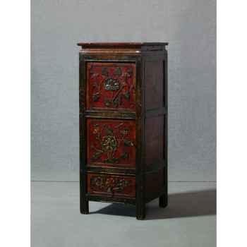 Armoirette style tibétain 45 -KTR0344