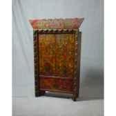 armoire style tibetain 22 ktr0351