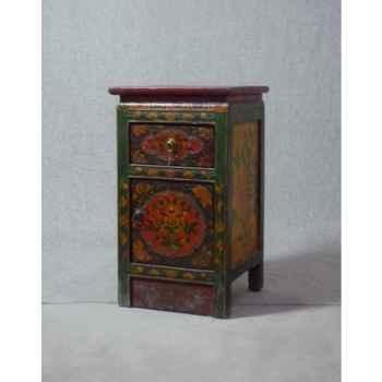 Armoirette style tibétain 46 -KTR0352
