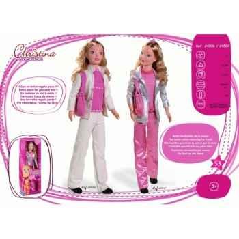 Christina fashion 105 cm blanche Arias -24506