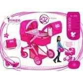 landeau princesse pliable arias 40103