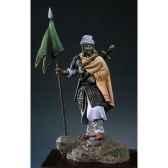 figurine cavalier egyptien ixe siecle sg f059