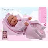 bebe elegance rose couverture arias 65073