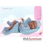 bebe elegance bleu couverture arias 65074