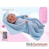 bebe elegance bleu couverture arias 65075