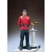 figurine officier de espace sg f068