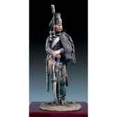 figurine hussard de la mort en 1762 sg f099