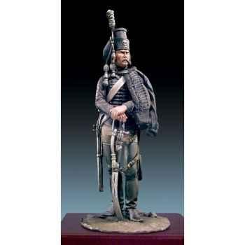 Figurine - Hussard de la mort en 1762 - SG-F099