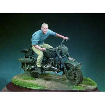 Figurine - Course vers la liberté - SG-F093
