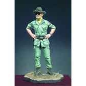 figurine officier de cavalerie de armee nord americaine en 1970 sg f092