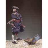 figurine capitaine kidd sg f078