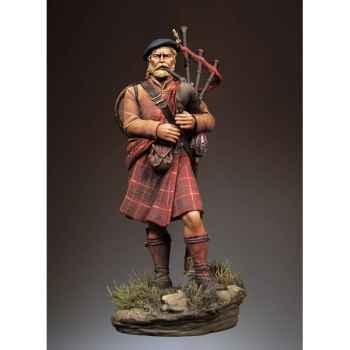 Figurine - Joueur de cornemuse écossais en 1690 - SG-F082