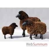 mouton noir 80 cm meier 40120