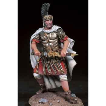 Figurine - Officier prétorien  1ère guerre dacique, 101 ap. J.-C. - SG-F083
