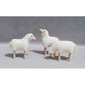 agneau laine fouineur 50 cm meier 40302