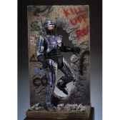 figurine technocop en 2030 sg f044