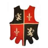 chevalier rouge armure eventyr company 100200