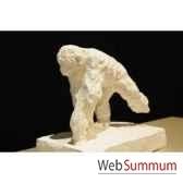 chimpanze courant borome sculptures chimp6