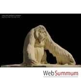 orang outan en platre borome sculptures orangoutan