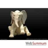 elephant dodoma en platre borome sculptures eledodoma