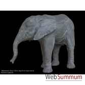 elephanteau en resine borome sculptures bo1