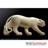 panthere en resine borome sculptures panther