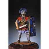 figurine ceinturion romain sur le champ de bataille en 125 ap j c sg f024