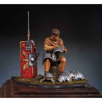 Figurine - Soldat romain dans un campement en 125 ap. J.-C. - SG-F022