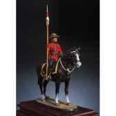 figurine police montee canadienne en 1970 sg f021