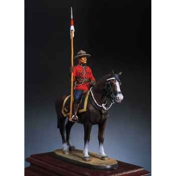 Figurine - Police montée canadienne en 1970 - SG-F021